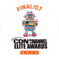 Itergy finalist at CDN Channel Elite Awards 2017