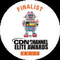 Itergy finalist at CDN Channel Elite Awards 2017