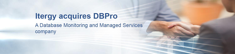 Itergy acquires DBPro -